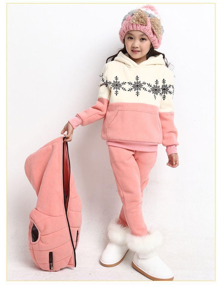 Купить товар Зима дети носят девушки большой девственный свитер снежинка спорт пальто Parure в категории Толстовки и кофты на AliExpress. Осенью 2014 Корейский детская одежда больших Богородицы принцесса девочка в начальной школы детей девочек плюс бархатны