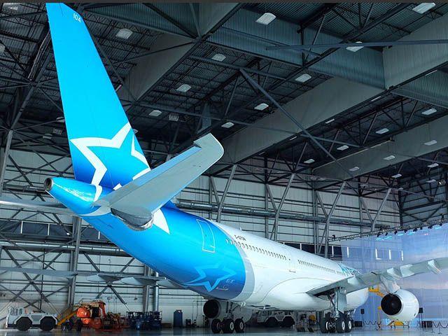 Air Transat fête ses 30 ans avec une nouvelle livrée
