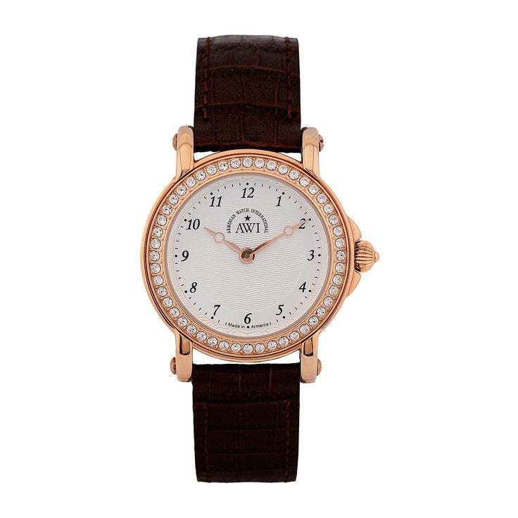 SC511.E - AWI International | Armenian Watch Manufacturer     #ladies #goldtone #womens #ladieswatch #womenswatch #armenia #armenian #watch