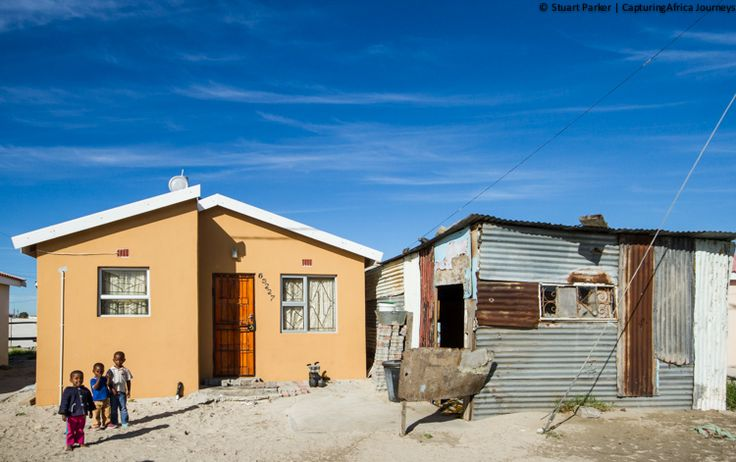 Cape Town Township Tour through Khayelitsha township.
