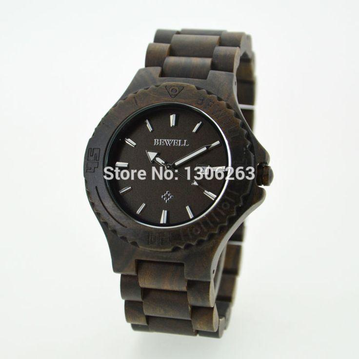 2016 Новый дизайн мужское здоровье сандалового дерева часы UWOOD бренд популярный подарок деревянные часы 5 имеющийся цвет