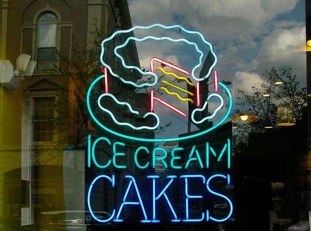 Custom Ice Cream Cakes Chicago