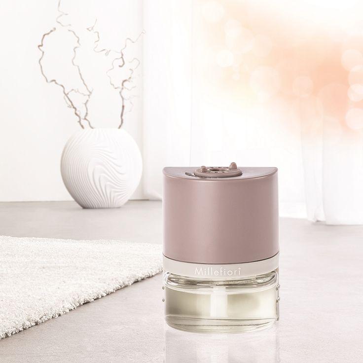 Electric Fragrance Diffuser ARIA Tortora by Millefiori MILANO (2015)