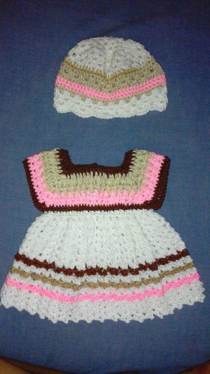 Vestidito bebe