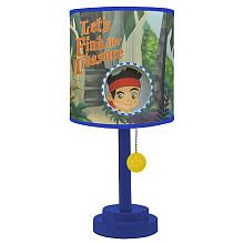 "Disney Jake and The Neverland Pirates Lamp - Idea Nuova - Babies ""R"" Us"
