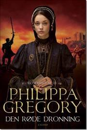 Den røde dronning af Philippa Gregory, ISBN 9788770791168