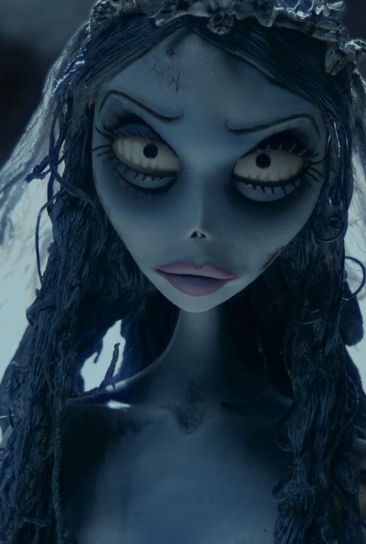 villainsandpsychopaths:  Corpse Bride (2005) Hopscotch…