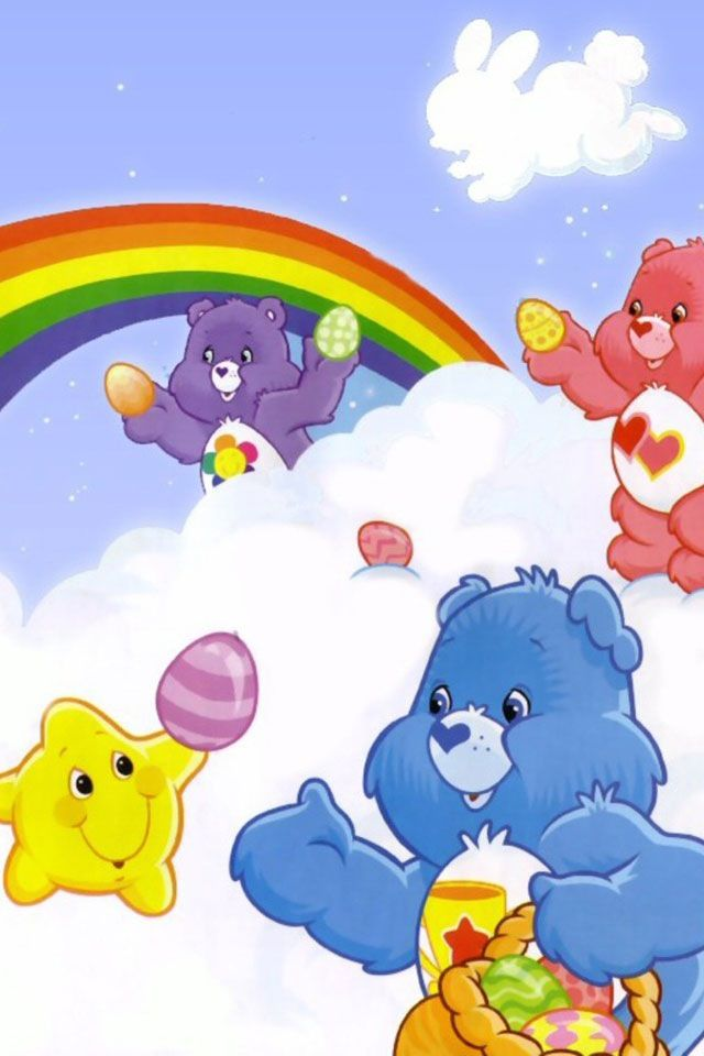 25 best images about kp care bears easter on pinterest - Care bears wallpaper ...