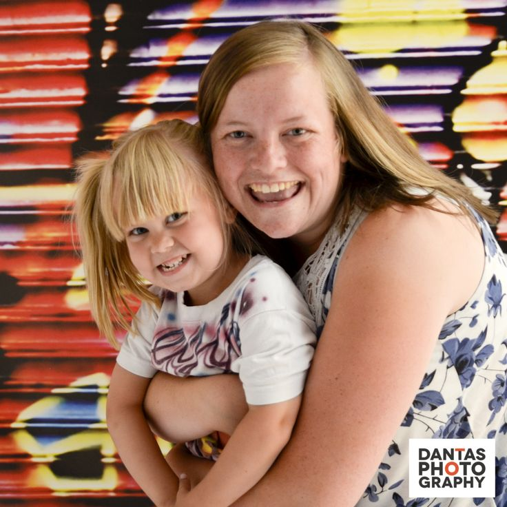 Mother and Daughter #StudioFunTimes #Smile #Rushden #Northamptonshire
