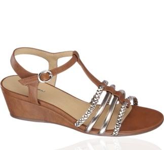 Éktalpú szandál - Cipők - Női - Deichmann