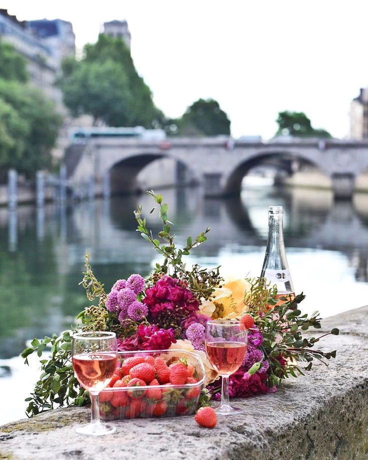 Picnic in Paris- photo by A n n a (@annacossack) su Instagram