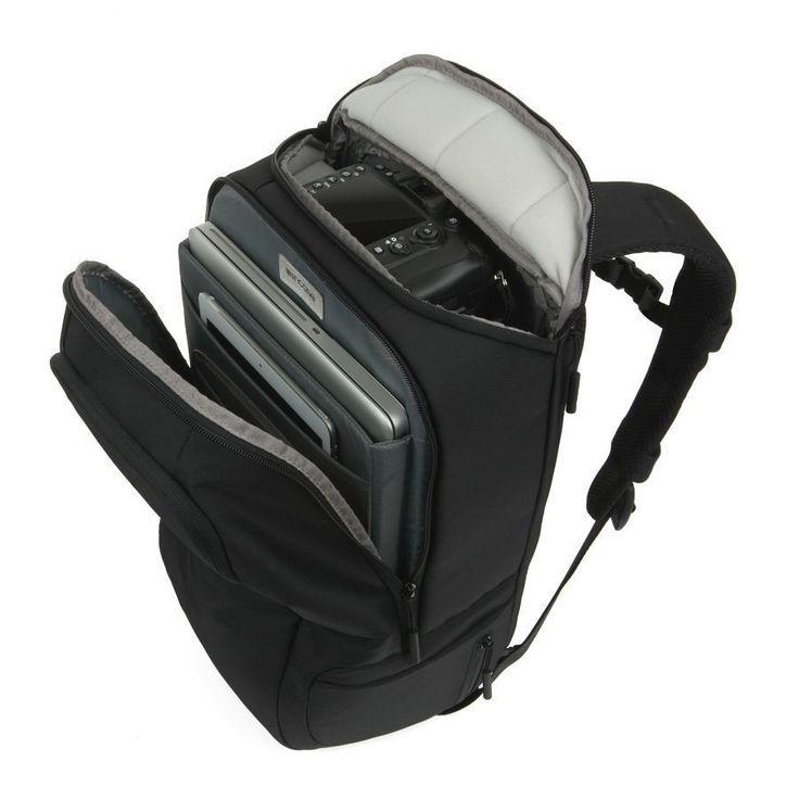 DSLR Pro Camera Backpack   Best DSLR Camera Bag with Divider   Incase #DslrCameras