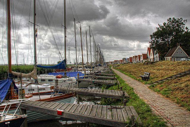 Harbour of Durgerdam