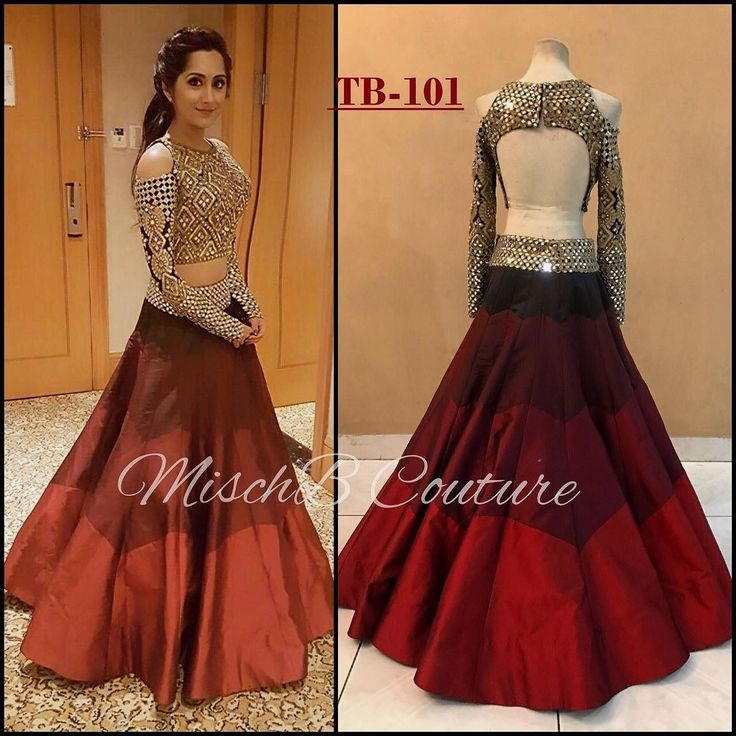 Have a glance at this beautiful lehenga choli  Product Info :  Title : Multi colored lehenga with embroidered blouse Size : Free Color : Multi color Fabric : Raw Silk Type : Embroidered Printed Occasion : Festive. Neck Type : Round Neck Sleeve Type :Full Sleeves  Price : 2900 INR Only ! #Booknow  World Wide Shipping Available !  PayPal / WU Accepted  C O D Available In India ! Shipping Charges Extra  Stitching Service Available  To order / enquiry  Contact Us : 91 9054562754 ( WhatsApp Only…