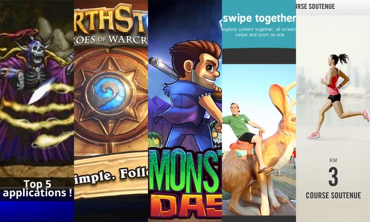 Les apps de la semaine : Final Fantasy, Hearthstone Heroes of Warcraft, Monster Dash, Microsoft Xim et Nike+ Training Club - http://www.frandroid.com/applications/259447_les-apps-semaine-final-fantasy-hearthstone-heroes-of-warcraft-monster-dash-microsoft-xim-nike-training-club  #ApplicationsAndroid, #Jeux