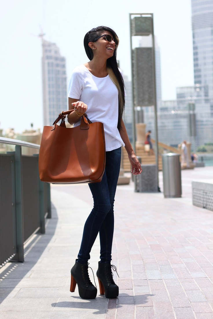International Street Style: Dubai's Winning (Waist-Down) Style - The Cut