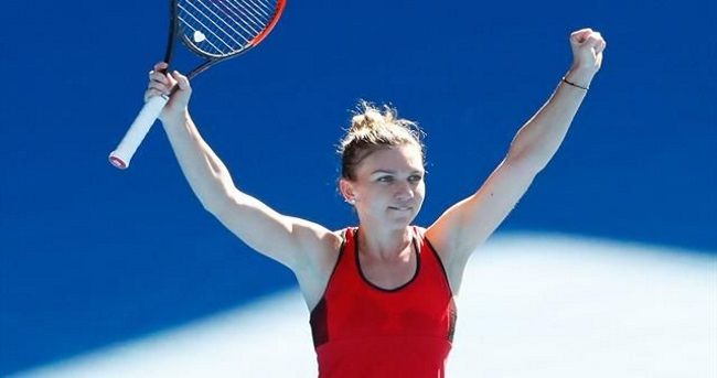 World No.1 Simona Halep justified her ranking by defeating Germany's Angelique Kerber 6-3, 4-6, 9-7 in a gruelling Australian Open semi-final here on Thursday.