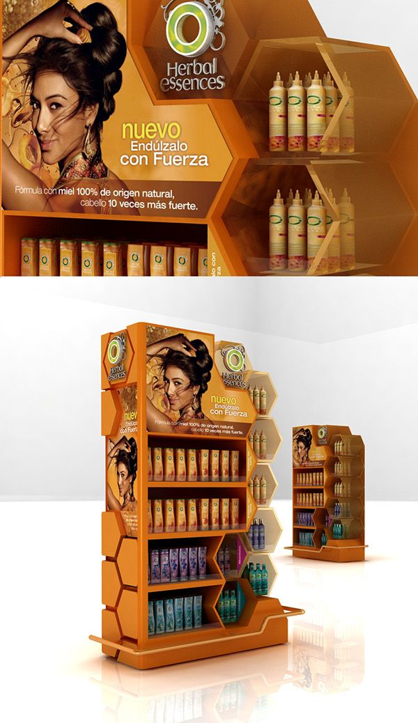 Herbal Essences on Behance