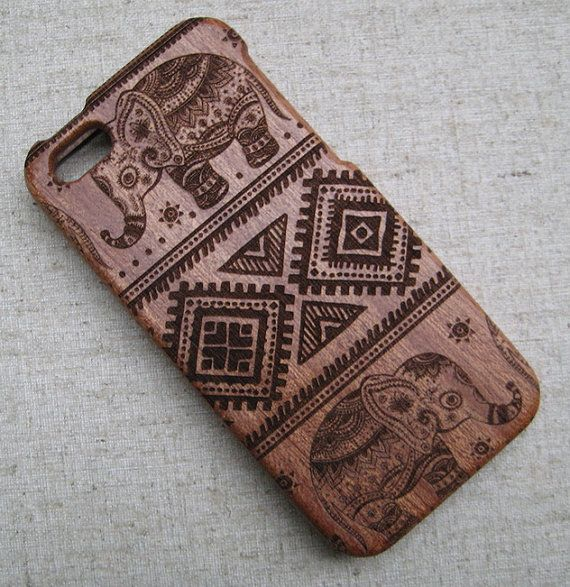 Customized personalizedNatural wood case by sunrisingsources, $19.99. I need this