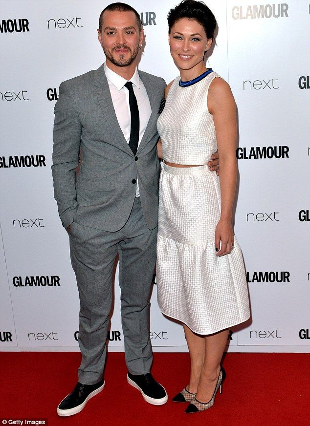 'Nine years on, that fun has turned into a marriage and two kids': Emma revealed last year...