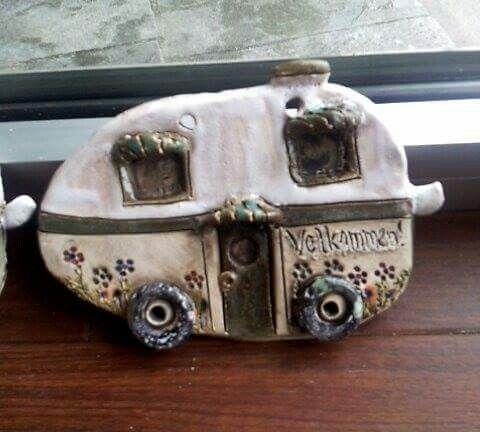 Caravan cheramic