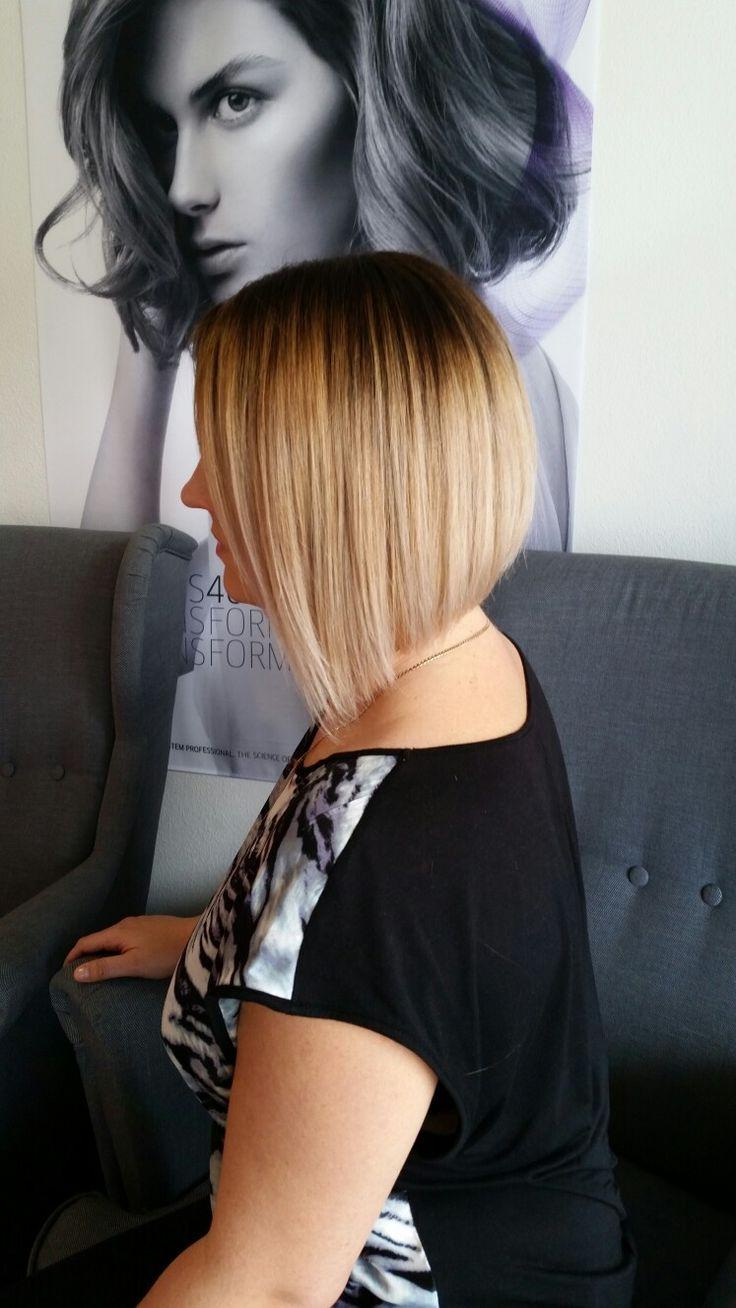 Ballayage Blond en ce qui concerne 9 best ombre/ballayage images on pinterest | blonde balyage, blondes