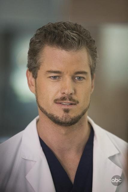 We're married he just doesn't know it. Eric Dane Grey's Anatomy