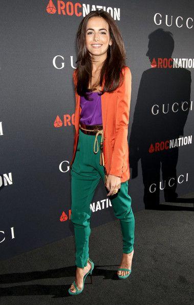 Camilla Belle Photo - Gucci and Rocnation Pre-GRAMMY Brunch - Red Carpet