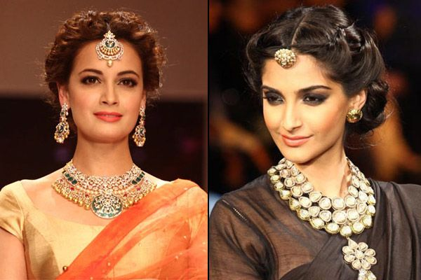 How To Maintain Your Wedding Hairstyle: 17 Best Ideas About Indian Hairstyles On Pinterest