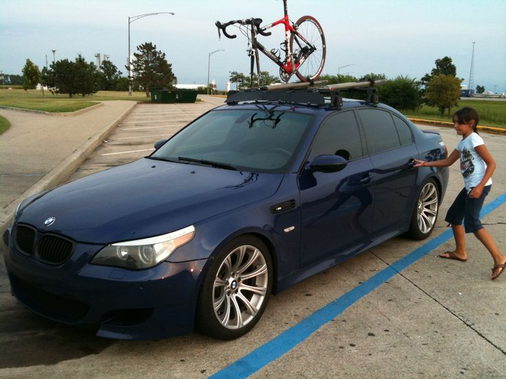 12 best BWM E60 Roof Rack + Box images on Pinterest
