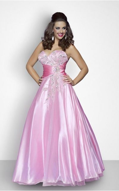 Sweetheart Sleeveless A-line Lace-up Floor-length Evening Dresses aeza307010