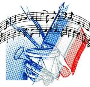 Une version chantée ainsi qu'une version instrumentale de la Marseillaise.