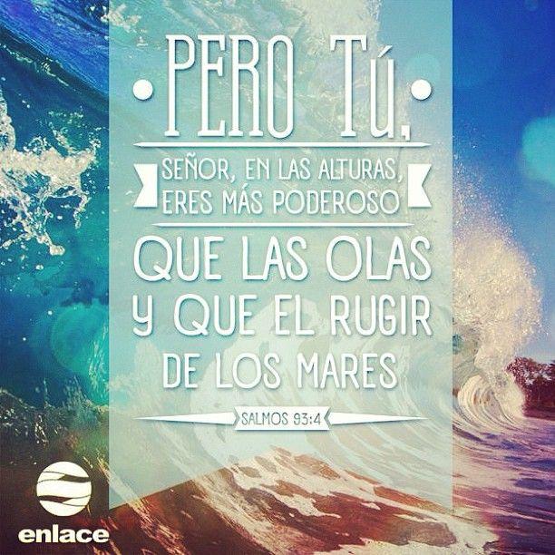 ¡Nuestro Dios es poderoso!