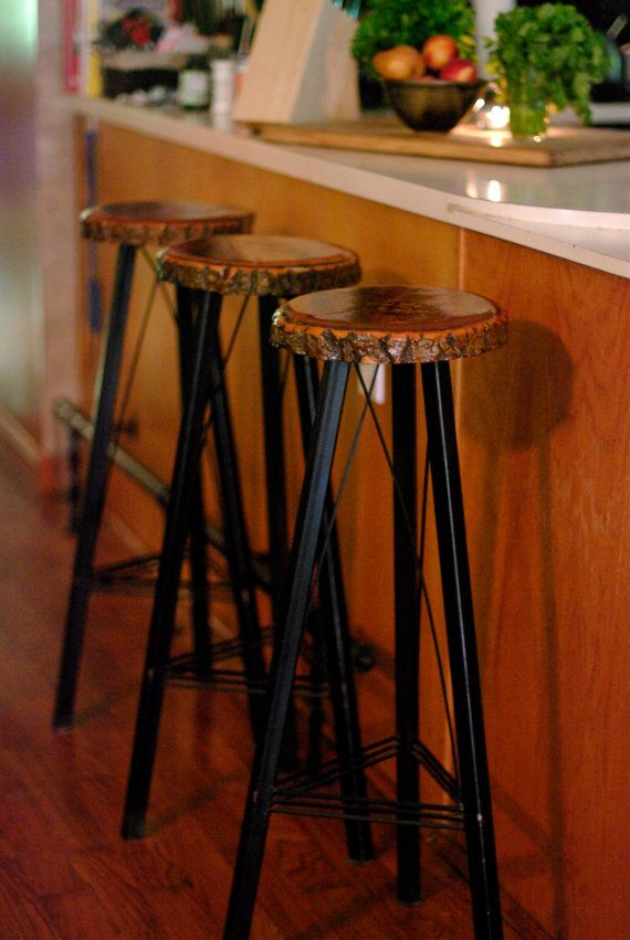 82 best bar stools images on pinterest chairs industrial style
