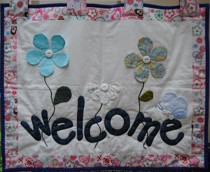 My welcome
