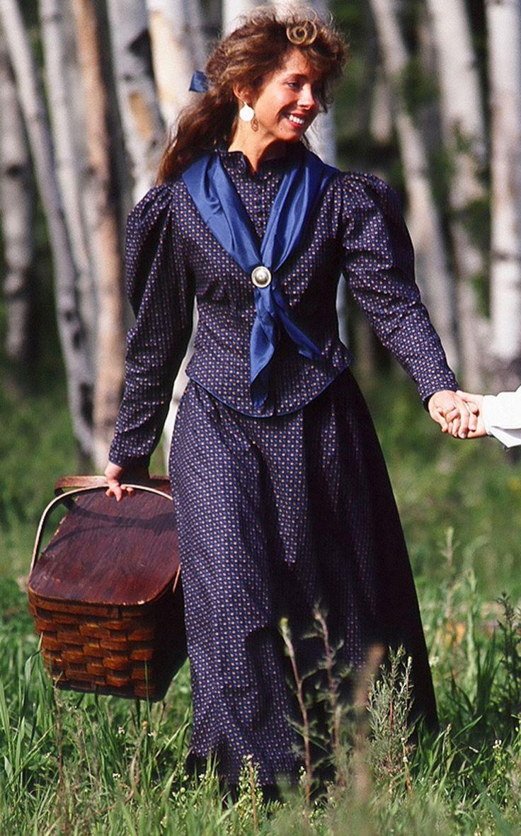18 Best Old West Dresses Images On Pinterest