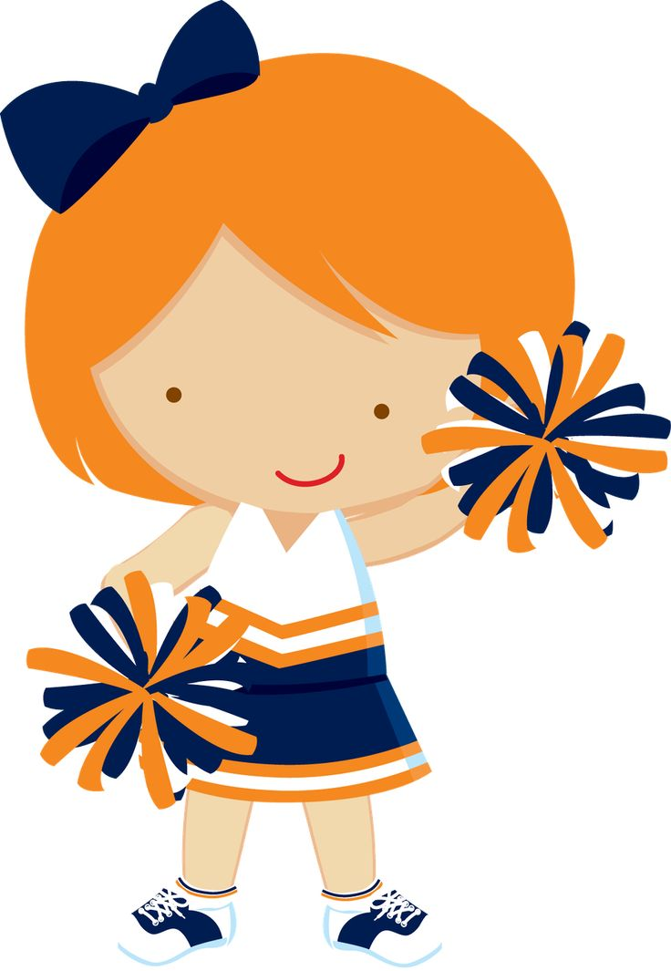 Cheerleading clipart images