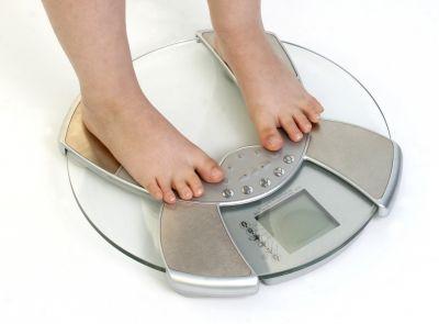 Elhízott gyerekek