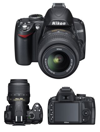 Nikon's newest entry-level model is the D3000, a basic 10.2-megapixel camera meant to be extremely convenient to use, nevertheless offering an idea of the quality, functionality and advanced creative functions that will make Nikon's more sophisticated DSLRs well liked with experts and enthusiasts.