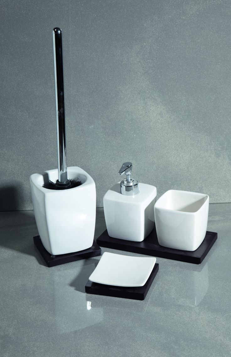 classic white accessories #accessories #white #obipolska #bathroom #white #obi