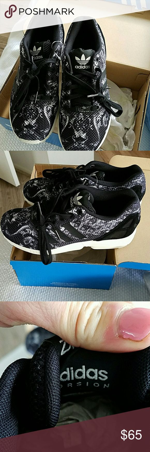 Adidas ZX FLUX W NWT AUTHENTIC Adidas Shoes Sneakers