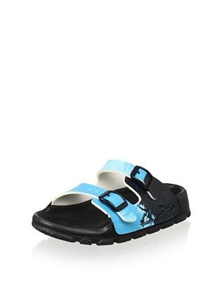 63% OFF Birki's Kid's Skater Sandal (Blue)