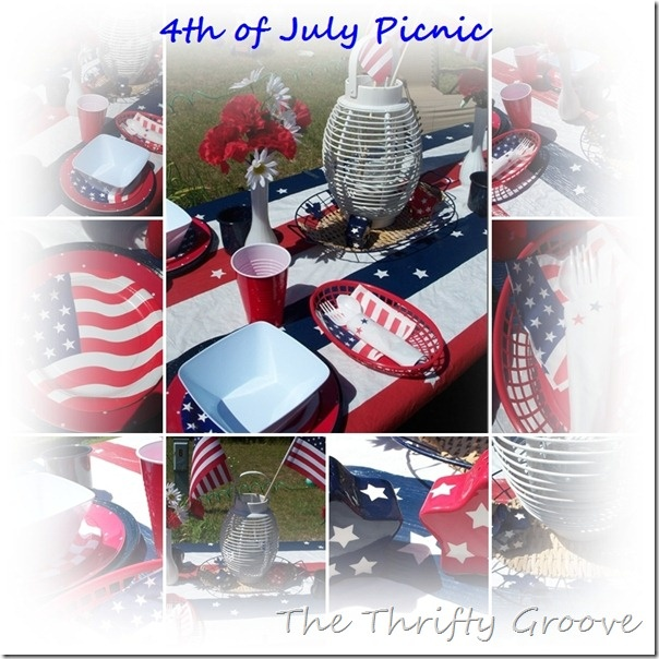 4th of july picnic recipes easy
