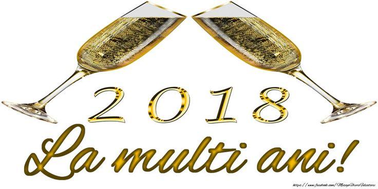 2018 - La multi ani!