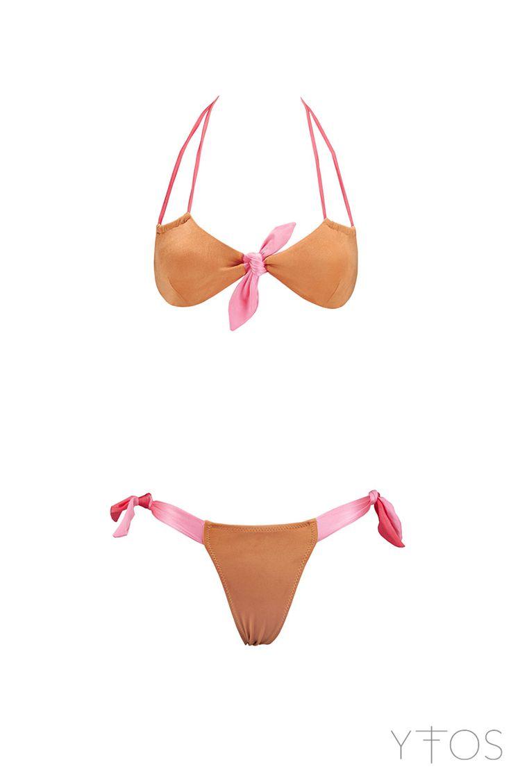 Nenis Bikinis : Tan Grace Bikini