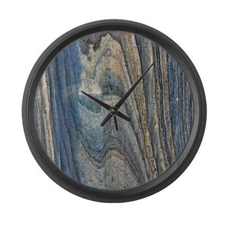 Large Wall Clock Texture33