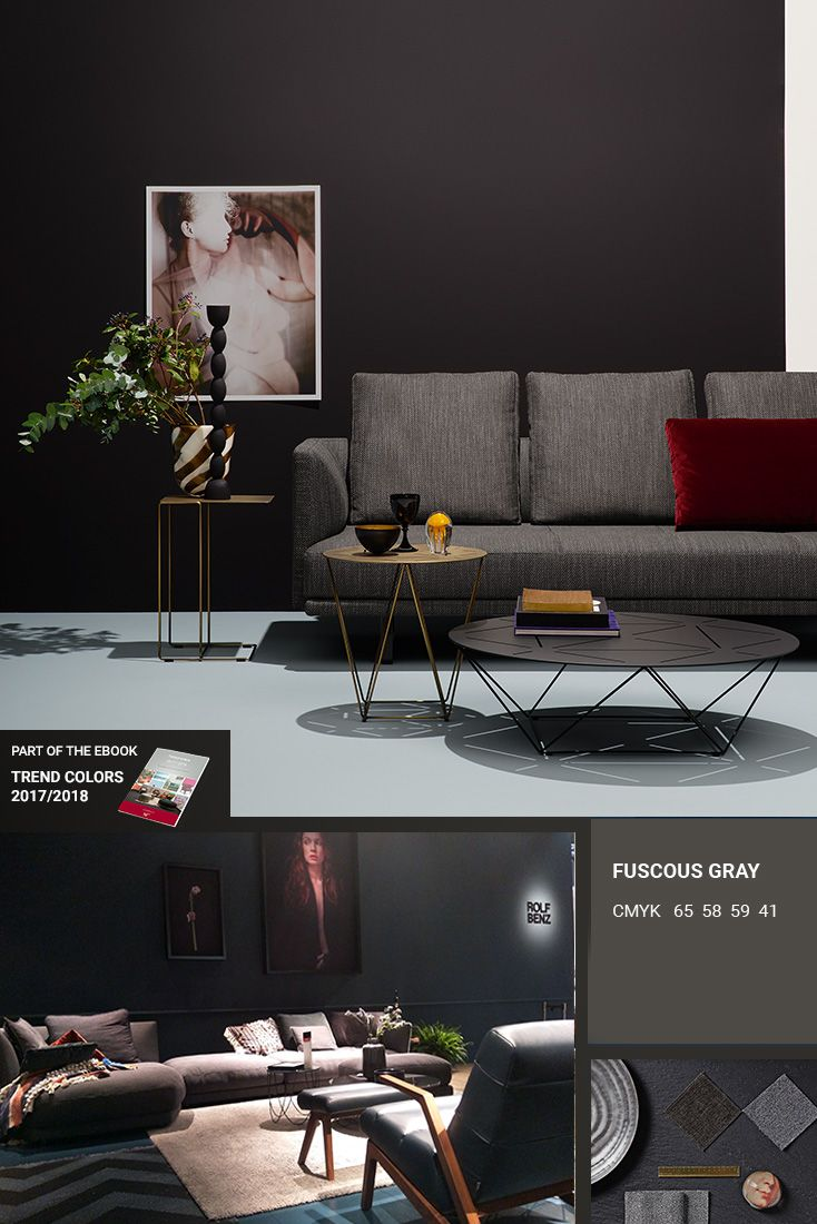 20 besten trendfarben im interior bilder auf pinterest. Black Bedroom Furniture Sets. Home Design Ideas