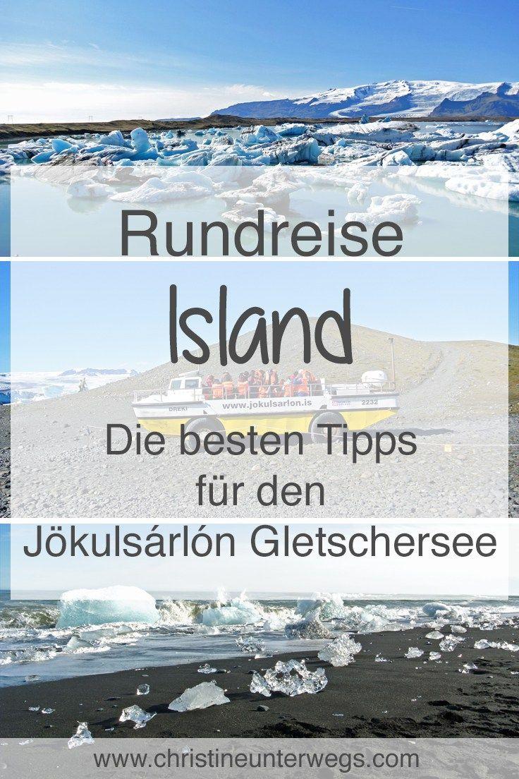 Meine Tipps für den Jökulsarlon Gletschersee findest du hier: https://www.christineunterwegs.com/reisen/island/skaftafell-joekulsarlon/