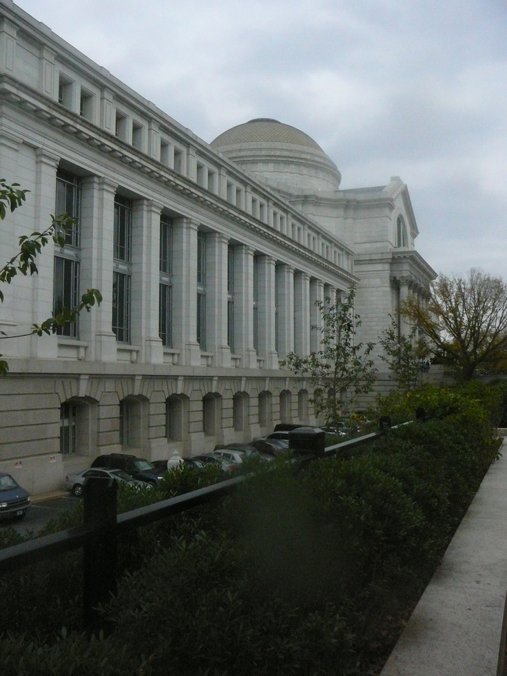 Smithsonian Institution's National Museum of Natural History, Washington, D.C.