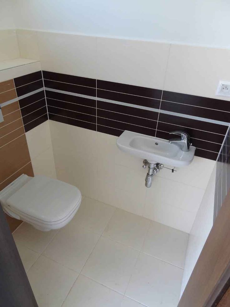 Low energy house interior - Bathroom